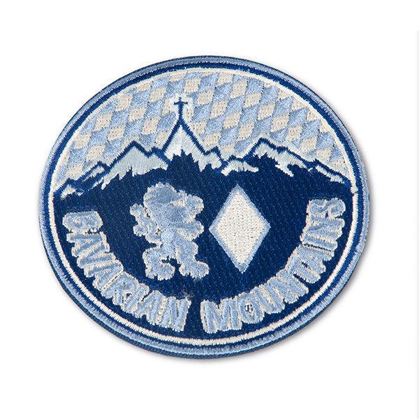 Sticker Mountains (aufbügelbar)