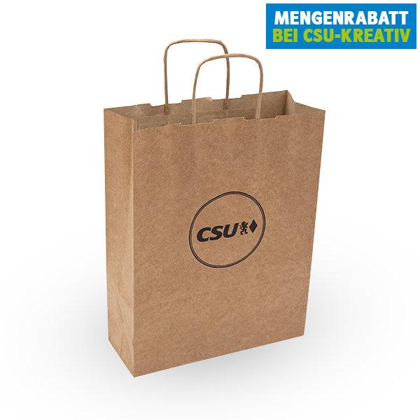 CSU-Papiertüte