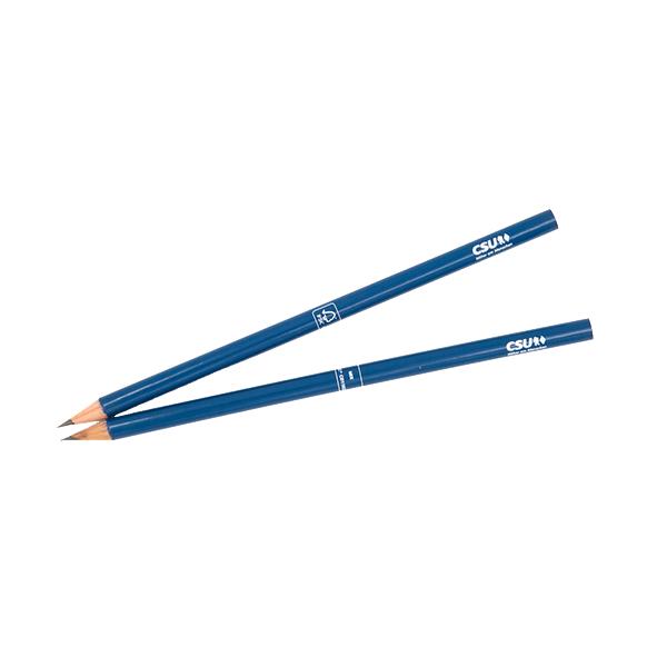CSU-Bleistift aus Zedernholz