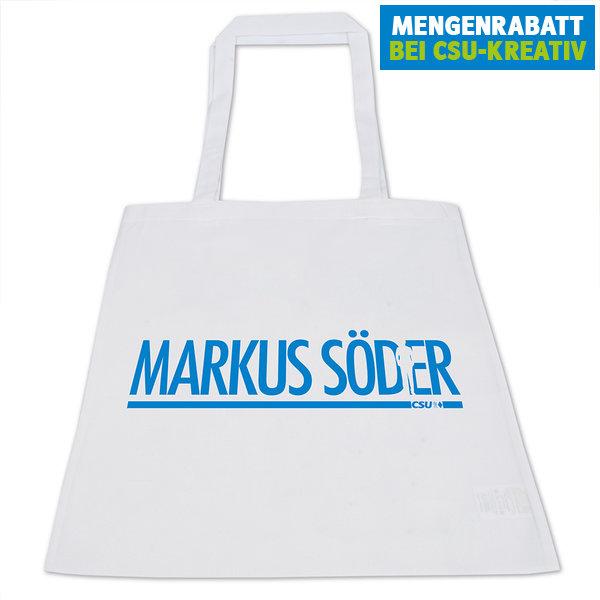 """Baumwolltasche """"Markus Söder"""""""