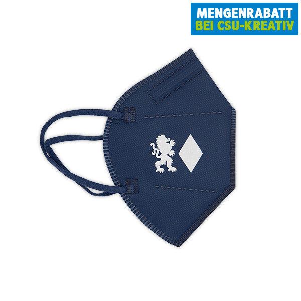 FFP2-Maske blau