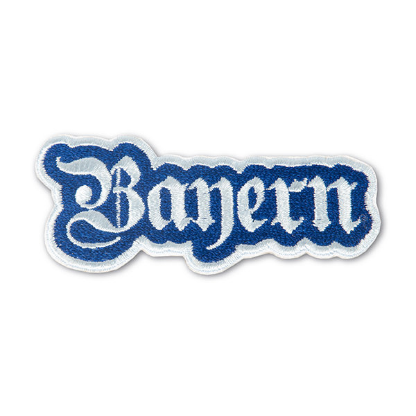 Sticker Bayern (aufbügelbar)