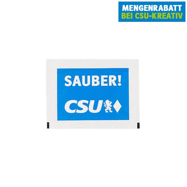 CSU-Desinfektionstuch