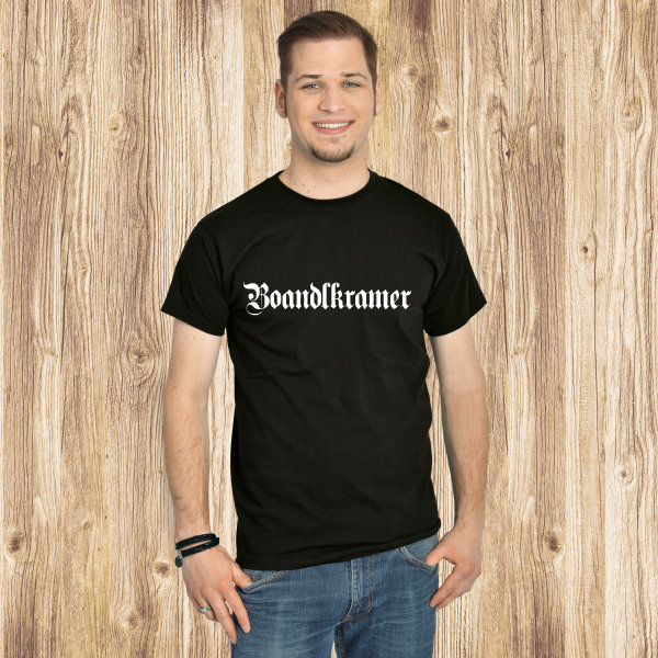Herren T-Shirt, Fruit of the Loom - Boandlkramer