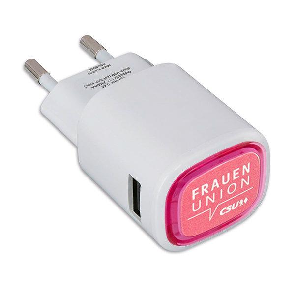FU-USB-Ladeadapter (für Steckdose)