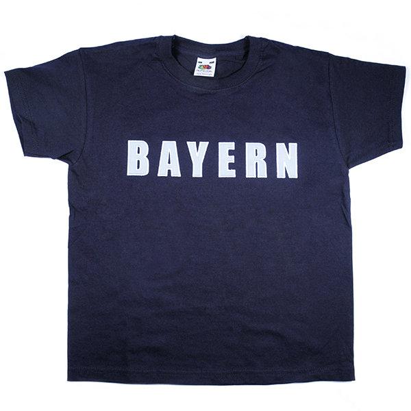 Kinder T-Shirt Bayern