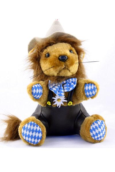 Bayerischer Löwe (Plüsch)
