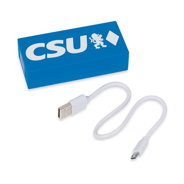 CSU-Powerbank (mobile Akkuladestation)