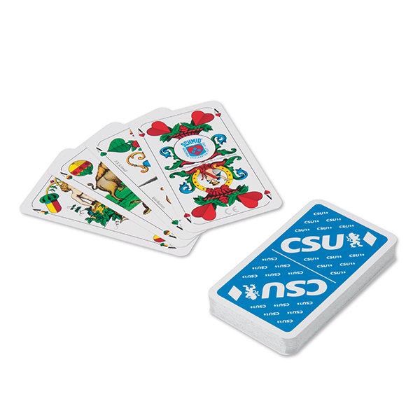 CSU-Schafkopfkarten