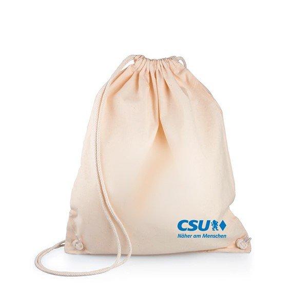 CSU-Baumwollrucksack NAM