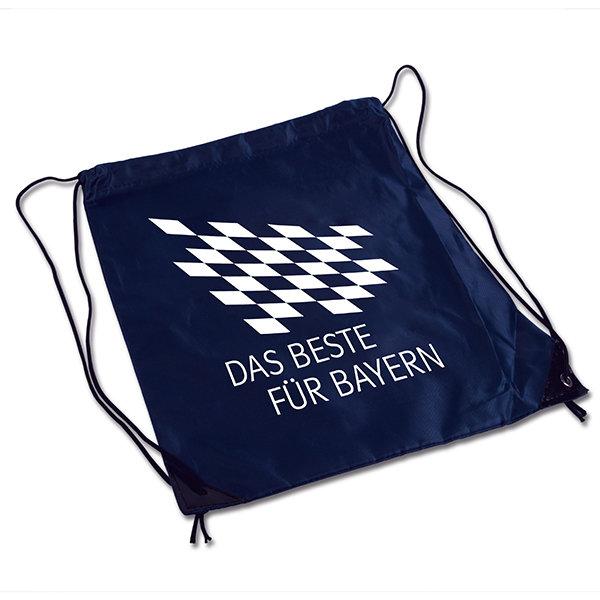 """CSU-Turnbeutel """"Das Beste für Bayern"""""""